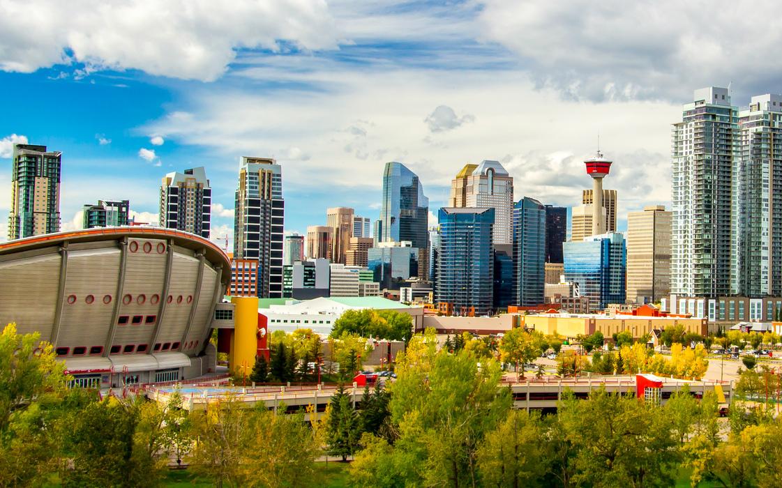 Op vakantie naar het mooie Calgary?